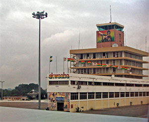 Kotoka-International-Airport