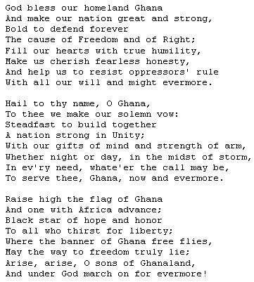 ghana-national-anthem